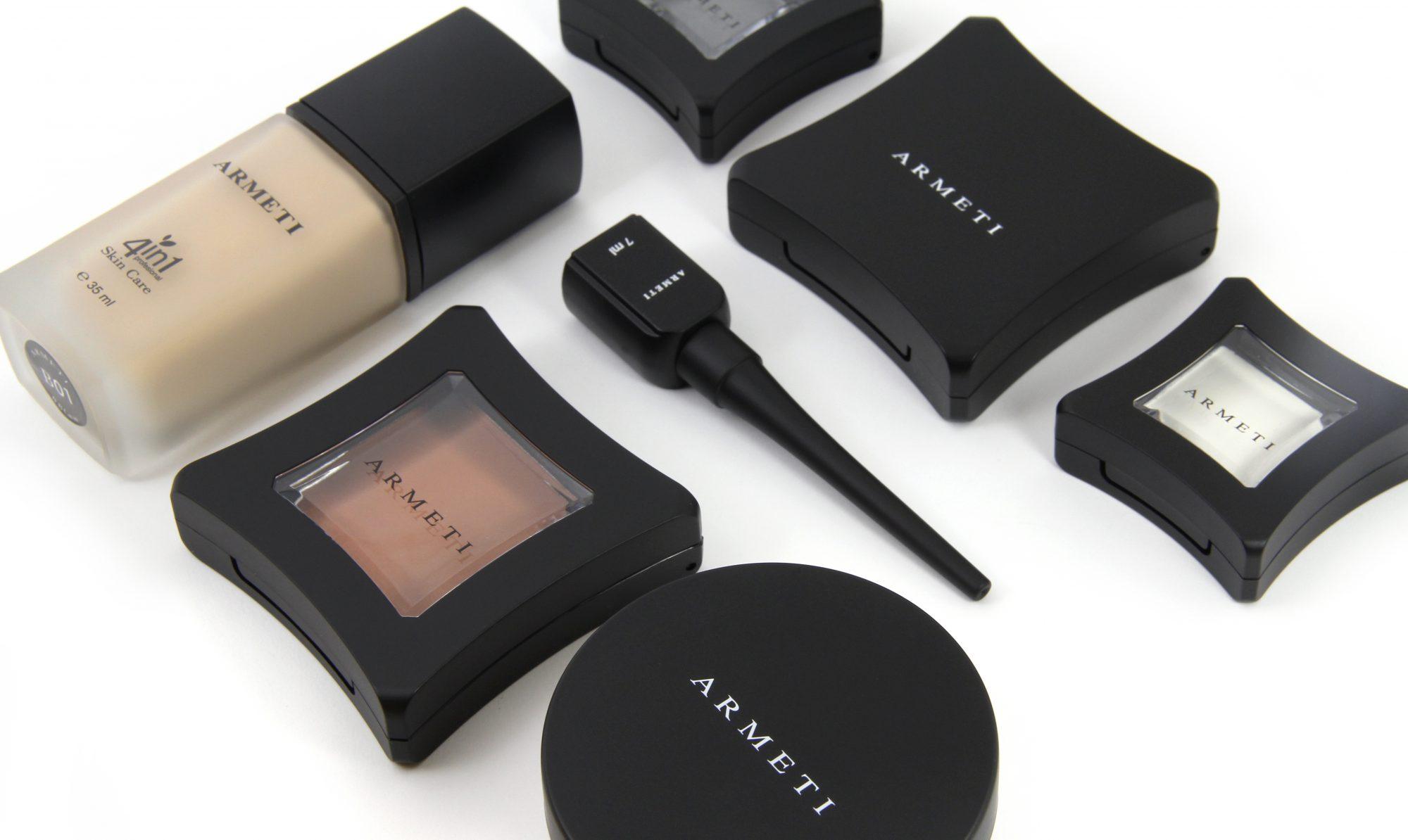 محصولات آرایشی آرمتی